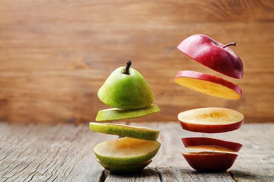 Jabuka ili kruška dnevno za duplo manji rizik od šloga