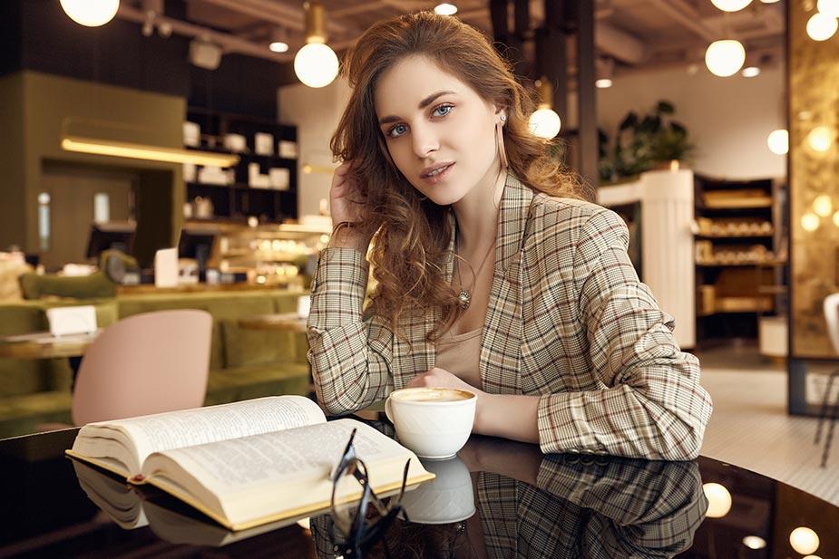kafa, žene i moždani udar