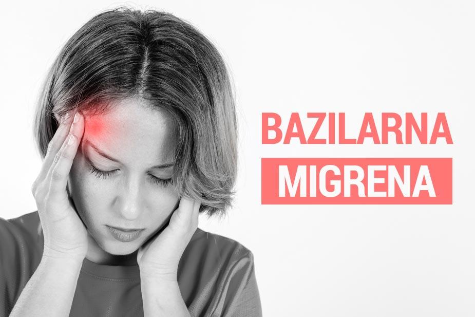 Bazilarna migrena
