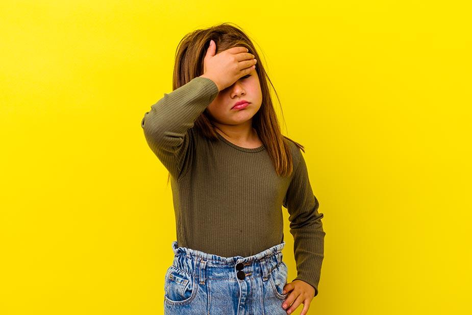 Glavobolja kod dece