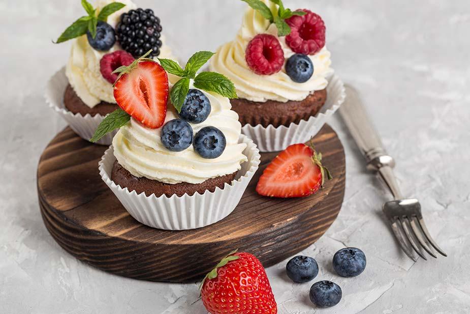 Deserti u stvari pomažu pri mršavljenju